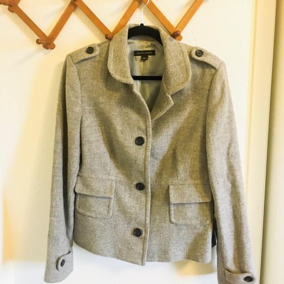 S New Banana Republic Tailored Wool Vest Light Pink Sz XS L  Coats /& Jackets